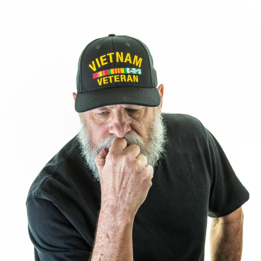 Vietnam War Military Veteran