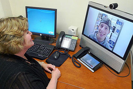 Milwaukee VA telehealth program helping veterans with mental health care